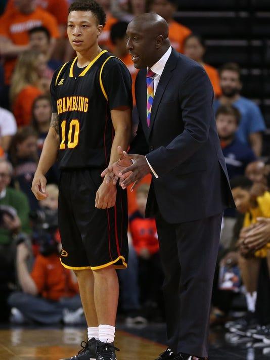 NCAA Basketball: Grambling State at Virginia