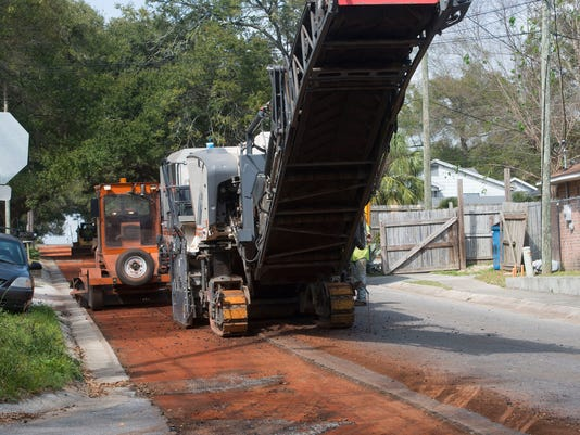 Milling and Paving Operations