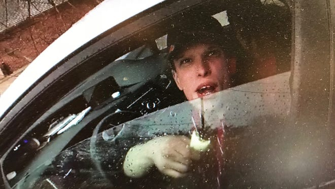 South Milwaukee Police are looking for help in identifying this man who led them on a chase March 31. The driver swerved into oncoming traffic and police ended their pursuit.