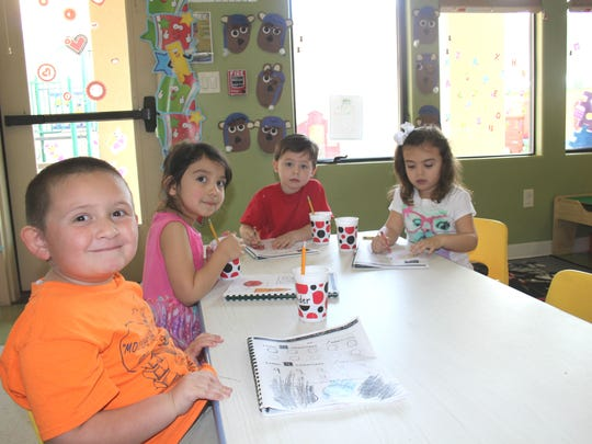 Mesquite Lutheran Childcare & Preschool opened in 2007 and operates with help from the Lutheran Church, community and a charity golf tournament held in February.