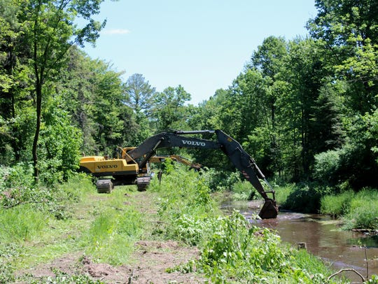 The Portage County Drainage Board said it received