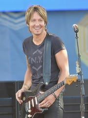 Keith Urban will play Country Fest in June.