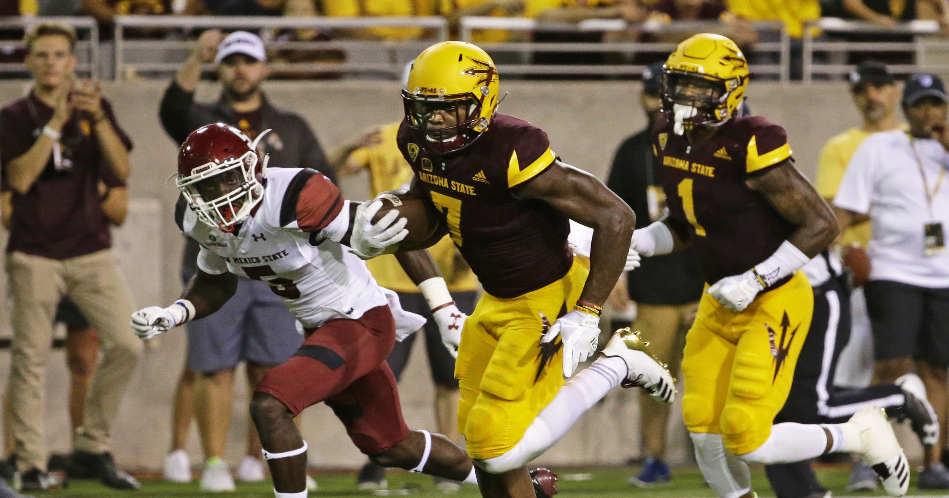 ASU underwhelms in opening 37-31 win over New Mexico State f9c6bfc62