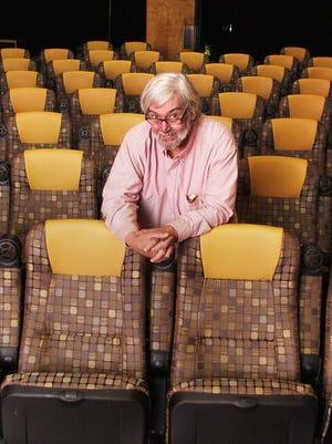 Film critic Ken Hanke.