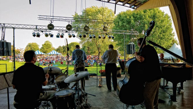 The Riverfront Jazz Festival will take place Sept. 2-3, 2017 at Pfiffner Pioneer Park.