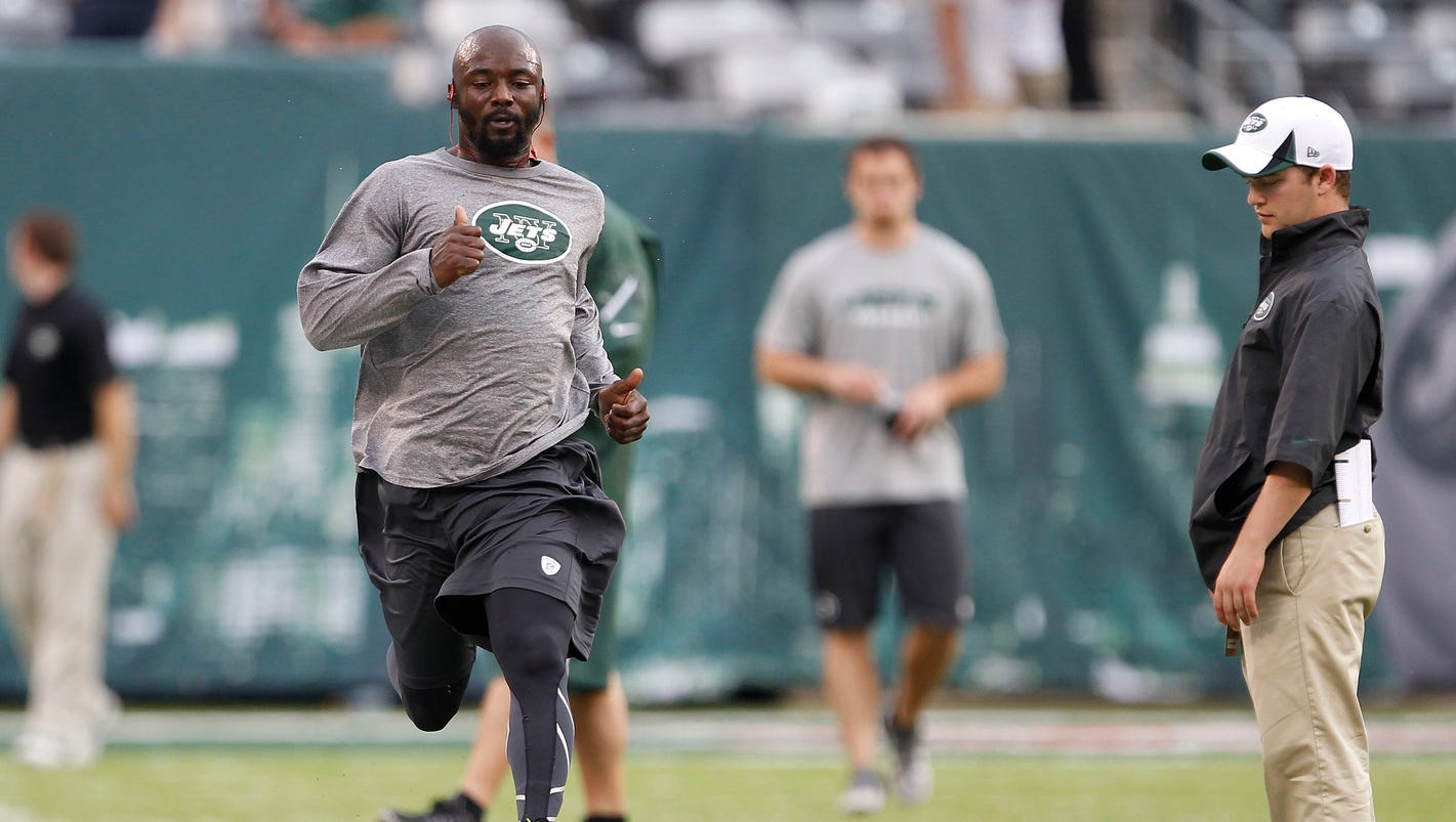 Jets Activate Santonio Holmes From Pup List
