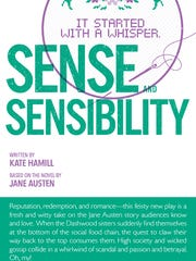"""Sense and Sensibility"" by UE begins Friday."
