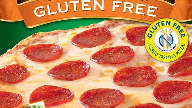FRESCHETTA? Gluten Free Thin & Crispy Signature Pepperoni Pizza