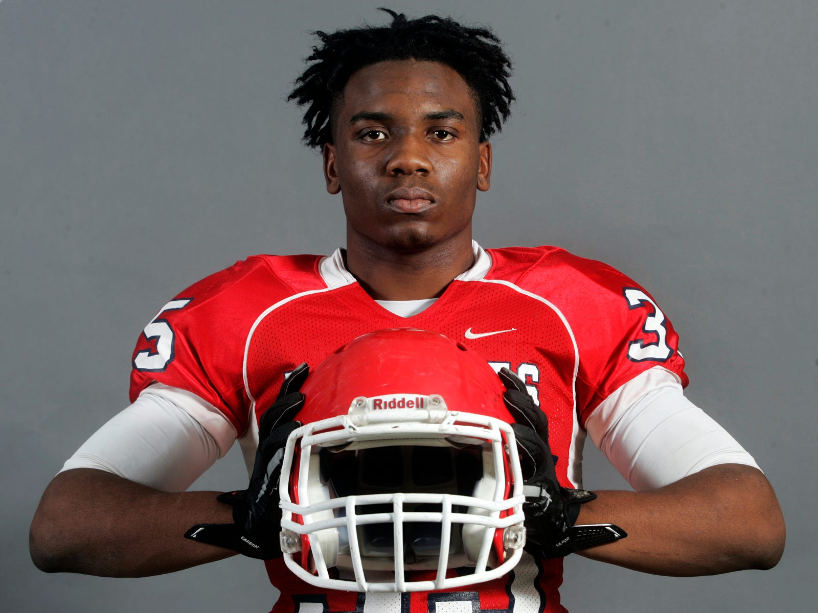 Oakland senior Kevin Prather is the reigning District 7-AAA Defensive MVP.