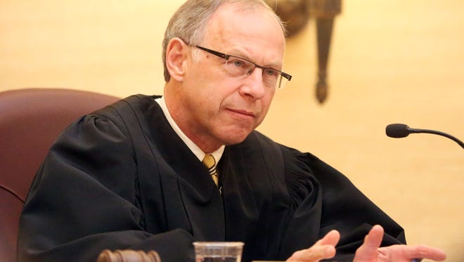 Chief Justice Thomas Balmer.