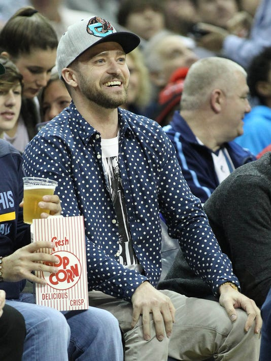 Justin Timberlake helping Grizzlies woo Mike Conley 176acdaee3e