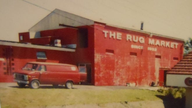 The Rug Market is seen in this circa 1990 photo in its location on East Ridge Road in Irondequoit.