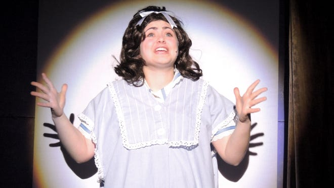 """Tuckahoe High School staged """"Hairspray"""" in 2014, a production that director Cathy Gmoser said is still remembered as a favorite."""