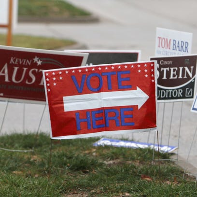 Greene County has lost eight polling places — several