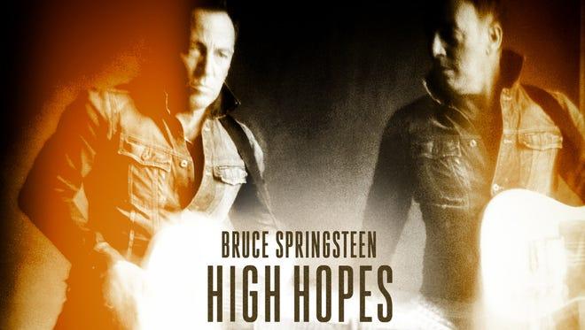 "Bruce Springsteen, ""High Hopes"""