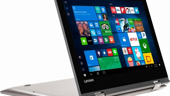 Lenovo's 2-in-1 N24 is a combo tablet/laptop with similar