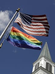 The differences have simmered for years, and came to a head in February at a conference in St. Louis where delegates voted 438-384 for a proposal called the Traditional Plan, which strengthens bans on LGBT-inclusive practices.