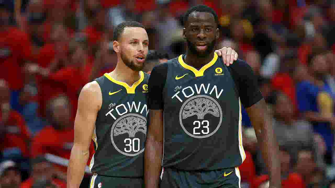 low priced a59c5 de094 NBA playoffs: Warriors and Rockets close in on West showdown