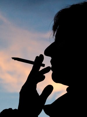 We all know one, someone who regularly hits the gym and eats whole foods, yet still smokes cigarettes. What's up with that?