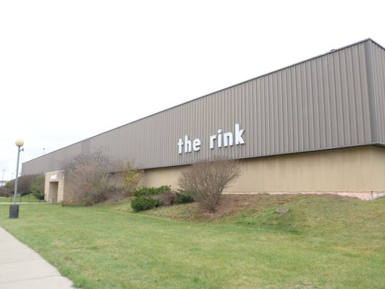 The Rink, home of the Battle Creek Bruins youth hockey