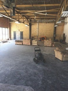 InitiativeOne plans to renovate 4,000 square feet in its headquarters at Adams and Walnut streets to keep up with its expanding business.