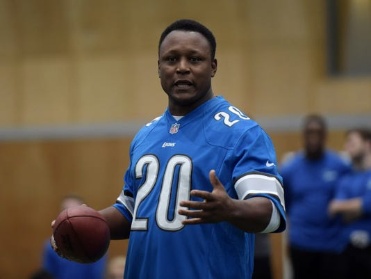 Why Would Anyone Let Their Kid Play >> Barry Sanders Should You Let Your Kids Play Football