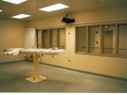 Execution room
