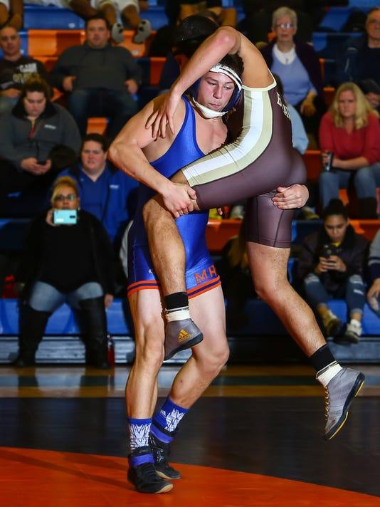 Millville wrestling