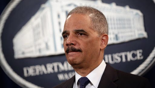 Attorney General Eric Holder says a 2013 Supreme Court ruling won't deter his agency from aggressively pursuing voting rights cases.