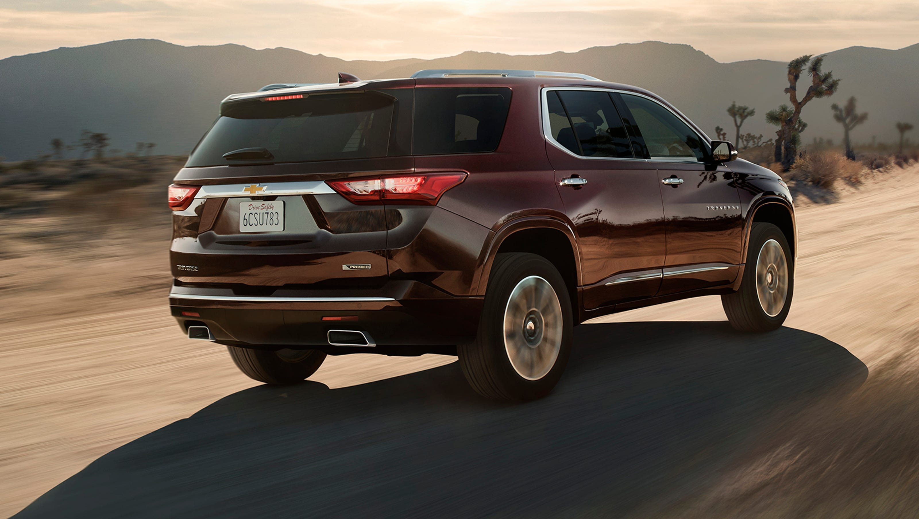 Chevy casts net for new Traverse SUV ers