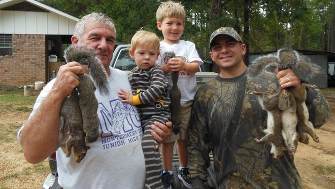 Lots of good hunting opportunities lie ahead and maybe even some fall weather.