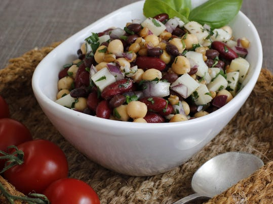 Food-Deadline-Three-bean Salad