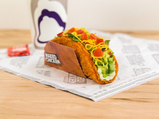 Taco Bell will finally start selling this taco made of fried chicken