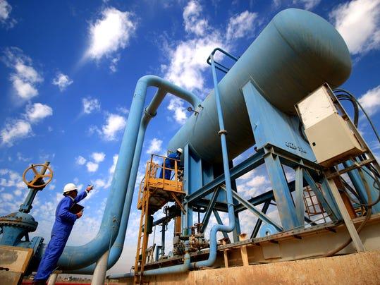 IRAQ-ENERGY-GAS