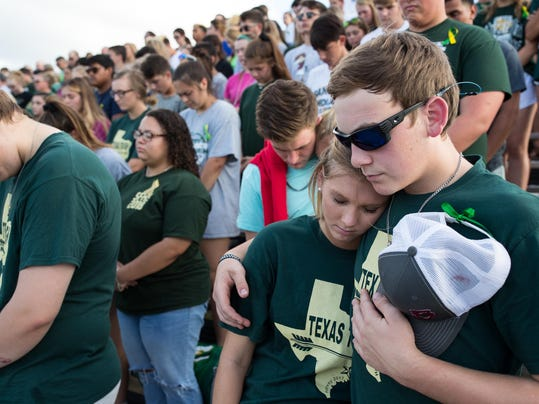 USP NEWS: SANTA FE HIGH SCHOOL SHOOTING A OTH USA TX