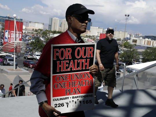 Las Vegas Casinos Contracts