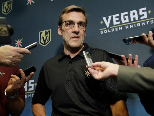George McPhee's Strategic Moves Help Golden Knights Reach Stanley Cup Final