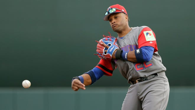 Robinson Cano will be the starting second baseman for the Dominican Republic in the WBC.