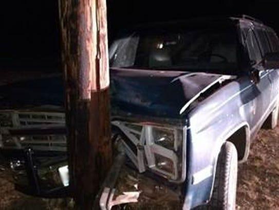 U.S. Border Patrol agents in Rio Grande City discovered