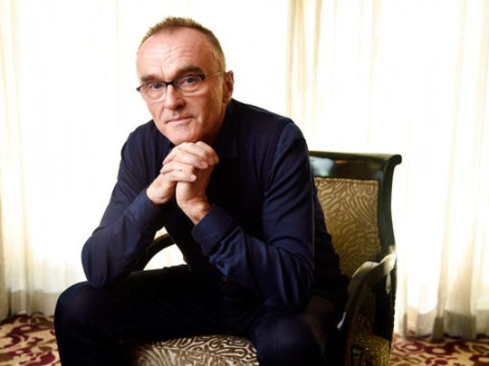 "In this March 6, 2017 photo, director Danny Boyle poses for a portrait at the Four Seasons Hotel in Beverly Hills, Calif., to promote his film, ""T2: Trainspotting,"" a sequel to the 1996 film, ""Trainspotting."""