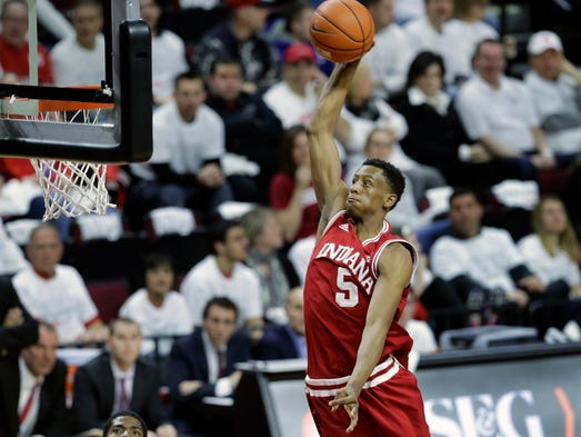 Hanner Mosquera-Perea shows his value for IU