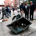 Explosions in NYC area: What we know Monday