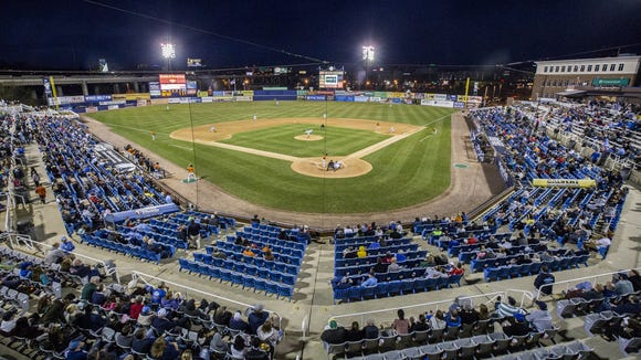 The Wilmington Blue Rocks will host a job fair during their game against the Salem Red Sox on June 17.