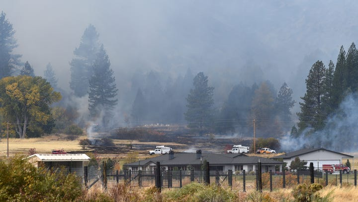 Little Valley Fire trial: Jury finds Nevada Division of Forestry guilty of gross negligence