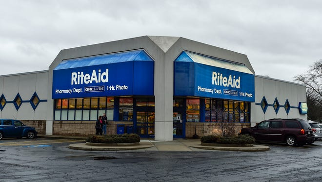 File photo of a Rite Aid store.