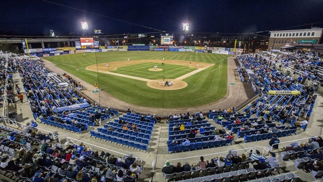 Spend a summer evening with the family at a Blue Rocks game. www.milb.com/wilmington