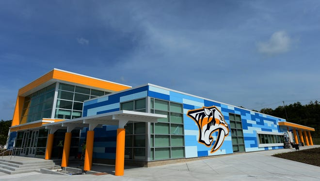 The Ford Ice Center opened in Antioch in 2014. A new ice center in Bellevue is planned as the second Predators-affiliated ice center.