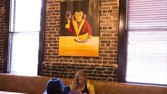 sizzling monkey lafayette la menu