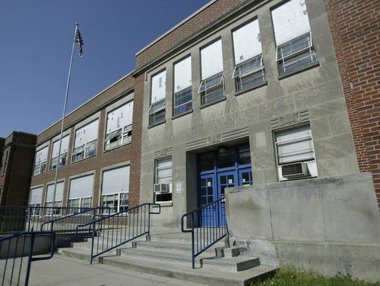 Adams Elementary School in Des Moines closed in 2007