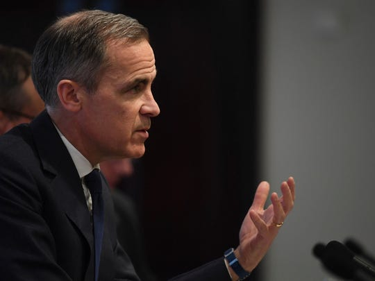 Bank of England Governor Mark Carney told the Jackson Hole monetary gathering that it was time to develop an alternative to the dollar as the world's reserve currency.
